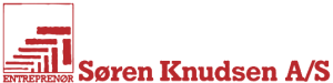 Entreprenør Søren Knudsen logo